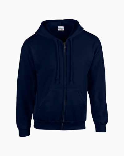 hanorac HB Zip Hooded