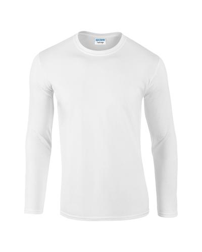 bluză Softstyle Long Sleeve