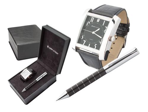 set ceas şi pix Carmaux